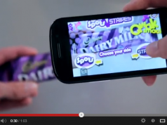 Cadbury Spots v Stripes Blippar App   A Game on Every Bar Trailer   YouTube