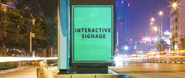 INTERACTIVE-SIGNAGE